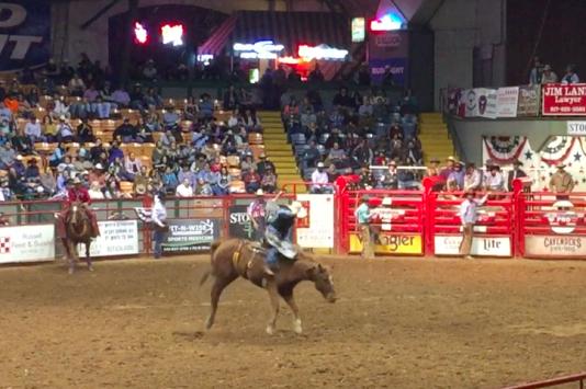 voir un rodeo au texas
