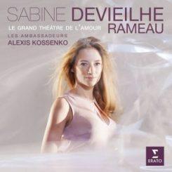 """Musik: Jean-Philippe Rameau """"Le Grand Théâtre de l'Amour"""" mit Sabine Devieilhemery und Les Ambassadeurs"""