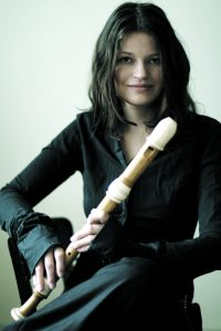 Die Blockflöte als hohe Kunst: Dorothee Oberlinger