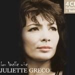 Juliette Gréco auf Abschiedstour in Hamburg, Berlin und Frankfurt