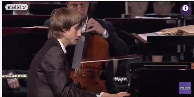 Musik: Dmitry Masleev, Gewinner des Internationalen Tschaikowsky-Wettbewerbs, mit Klavierkonzerten erstmals in Deutschland