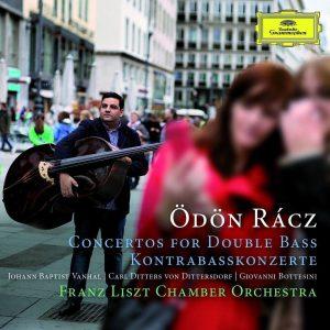 Ödön Rácz – Solo-Kontrabassist der Wiener Philharmoniker veröffentlich sein erstes Solo-Album