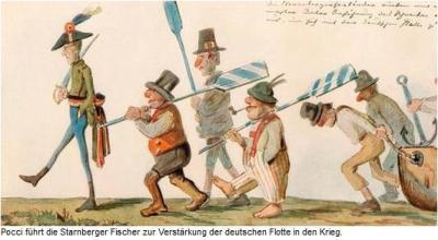 Das Museum Starnberger See ehrt Franz von Pocci, den Schöpfer von Kasperl Larifari