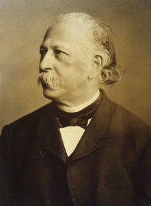 23 Sekunden mit ... Theodor Fontane (1819 – 1898)