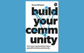 My New Book Launches Today (it's about these community skills)