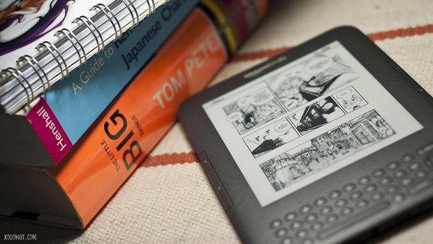 Kindle 3, by kodomut (Flickr)