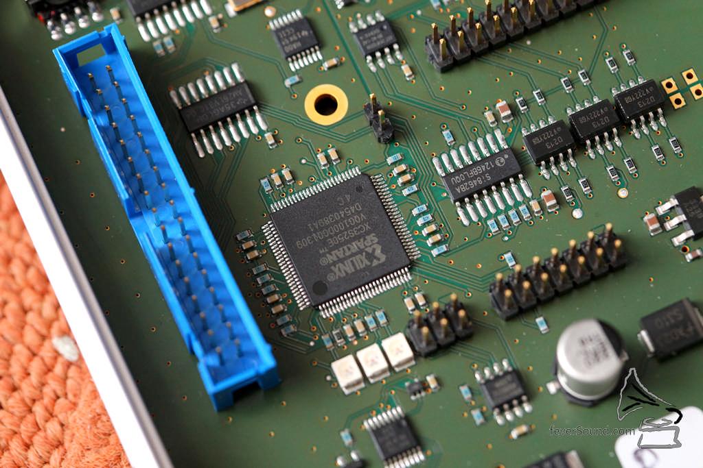 FPGA 運算芯片進行 Saracon 轉換