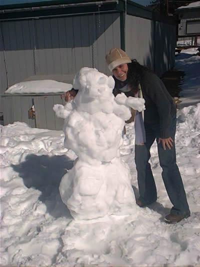 fer&snowman