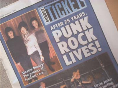 punk rock lives!