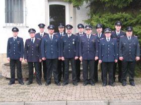 Das Ortskommando im Jahre 2005