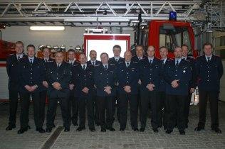 Das Ortskommando im Jahre 2008