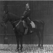 Arnold TischbeinStadtbrandmeister1896 - 1929