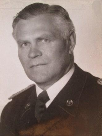 Heinrich Rohlfs Ortsbrandmeister 1958 - 1975