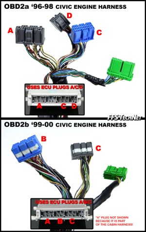 9200 Honda Engine Swap Wiring Guide VTEC AND NON VTEC  HondaTech  Honda Forum Discussion