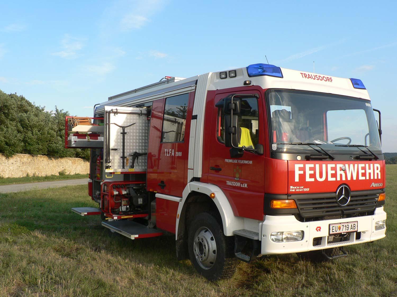 Tanklöschfahrzeug Freiwillige Feuerwehr Trausdorf Wulka 07