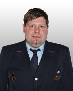 Leiter Löschgruppe Stubersheim Alexander Hupfer
