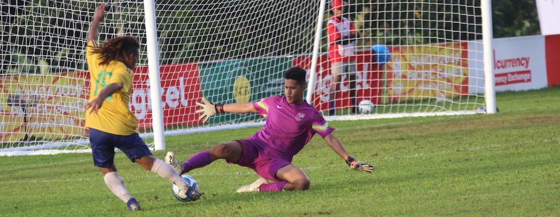 American Samoa men lose to Solomon Islands 13-0 | FFAS
