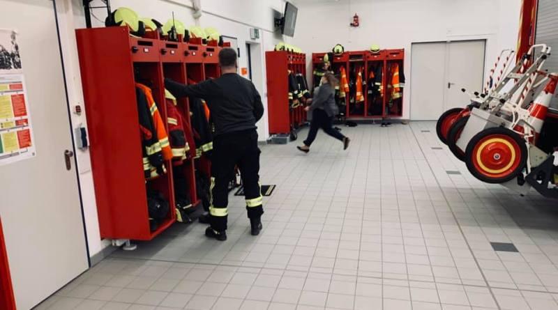 Brandmeldeanlage ausgelöst 2