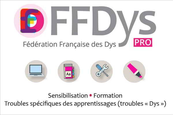 """7 juin 2019, la FFDys lance FFDys-Pro avec la formation """"Outils informatiques pour salariés """"Dys"""""""