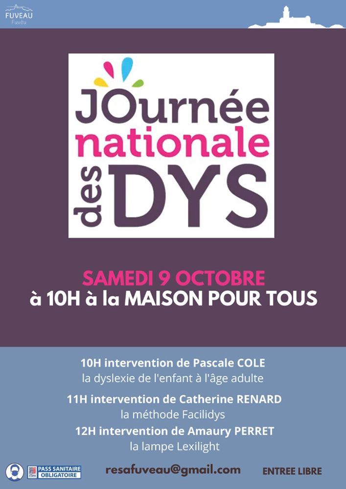15e Journée des Dys - Mairie de Fuveau (13)