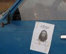 Jesus speaks izere