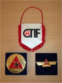 Feuerwehrolympiade Gold Medaille