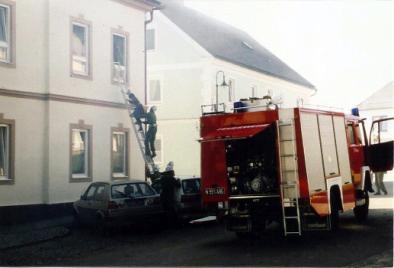 Kindergarten Übung 1992
