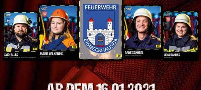 """Video: """"Wir sind dabei!"""" Start der Feuerwehr Sticker Stars"""
