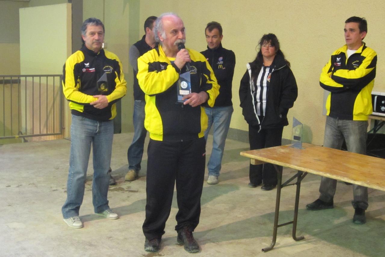 Championnat Dpartemental Triplette Promotion