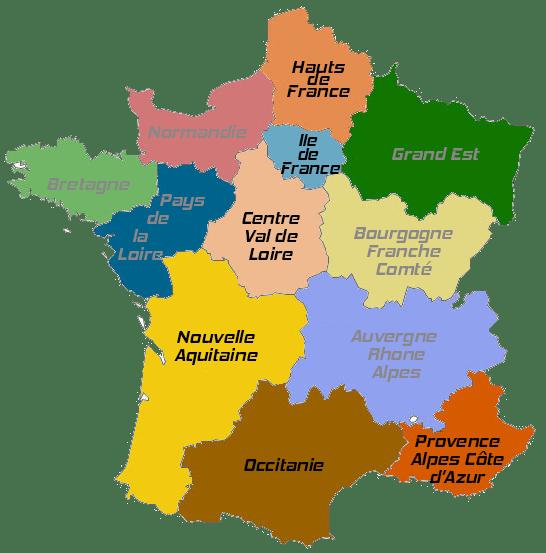 carte region carte region – FFPS Carnassier