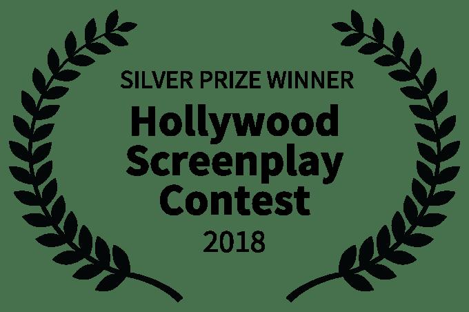 Hollywood Screenplay Contest B&W Laurels
