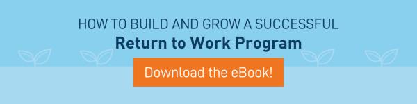 Return to Work eBook
