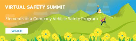 Company Vehicle Safety Program Webcast
