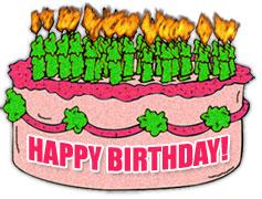 Birthday Graphics Free Birthday Clipart