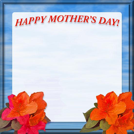 Mothers Borders Day Menu