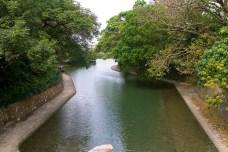 Canal pres de Shuri