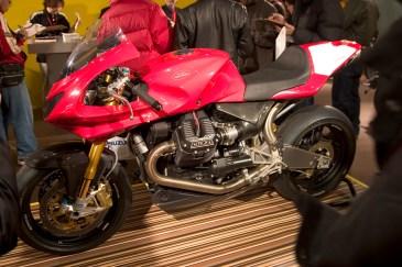 Moto Guzzi de Course