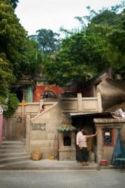 Le temple Ma Kok Miu de Macao