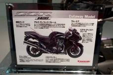 Kawasaki ZZR1400, coupe mode d'emploi