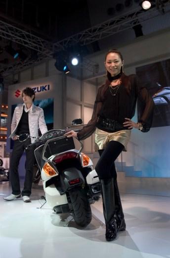 Scooter Suzuki Gemma