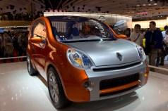 Renault Kangoo, face avant