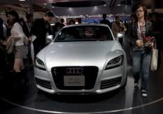 Audi TT3.2 Quattro