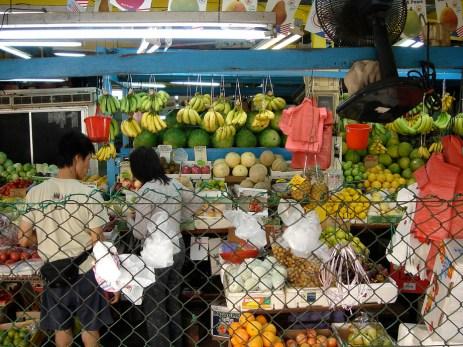 Marchand de Fruits et de Legumes