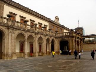Chateau du Bosque de Chapultepec