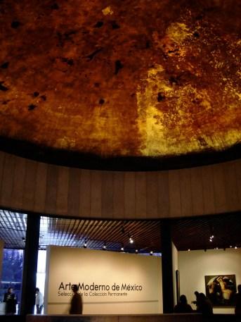 Musée d'Art Moderne, Intérieur