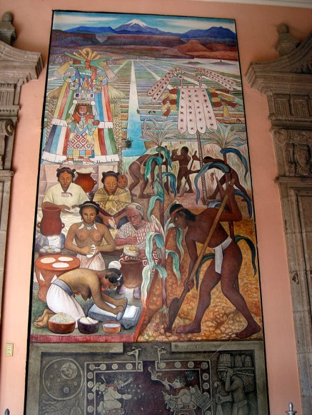 ... notamment la période astèque ou la conquète espagnole et l'arrivée de Cortes.