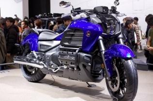 Honda Motor Co. 1,800cc Goldwing F6C