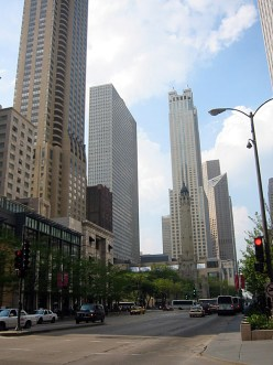 Sur Michigan Avenue, Magnificent Mile (3)