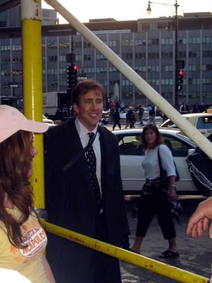 Nicolas Cage en chair et en os.
