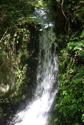 Petite cascade a Takachiko